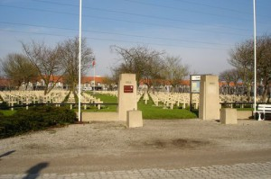 Cimetiere de Dunkerque