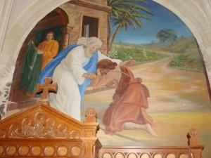 Eglise Peinture 1