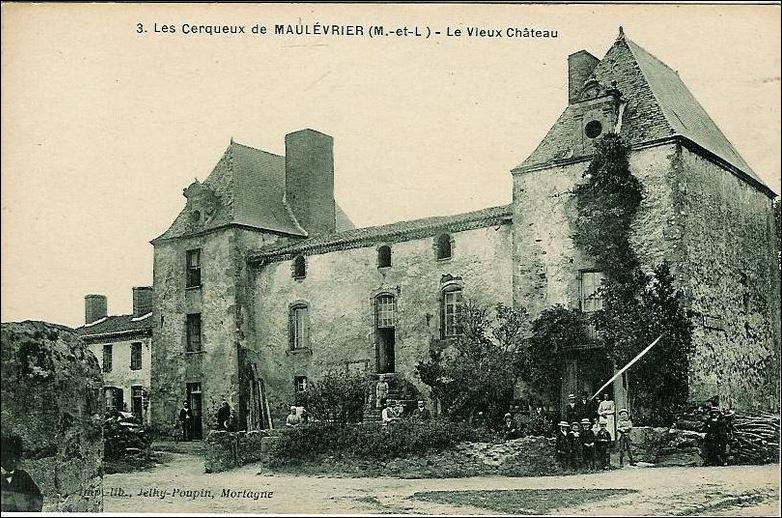 vieux chateau nette