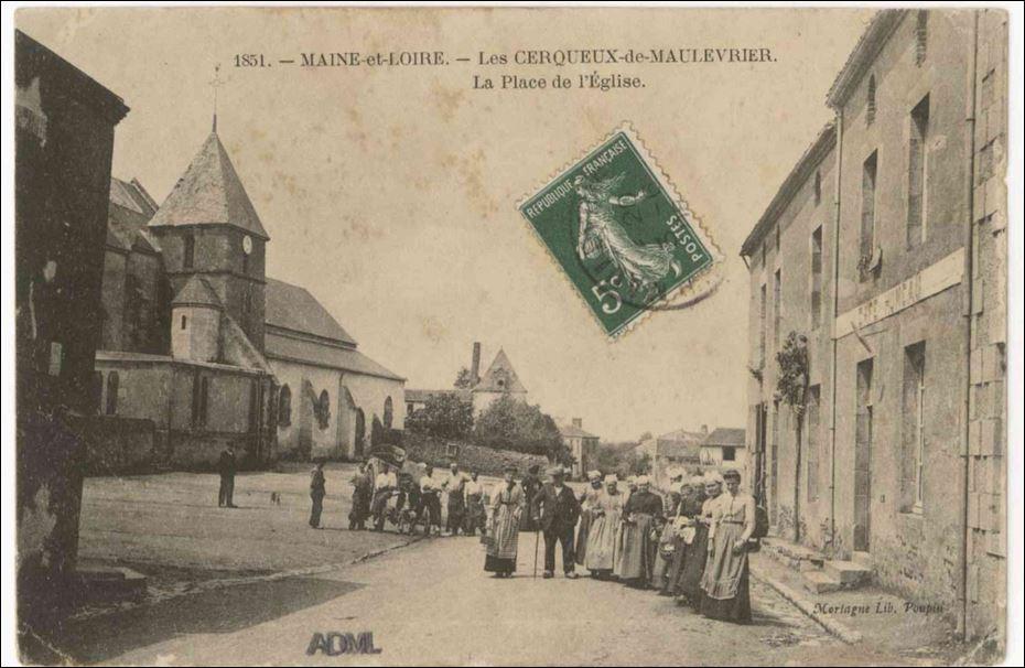 p2place de l'Eglise_ADML1918