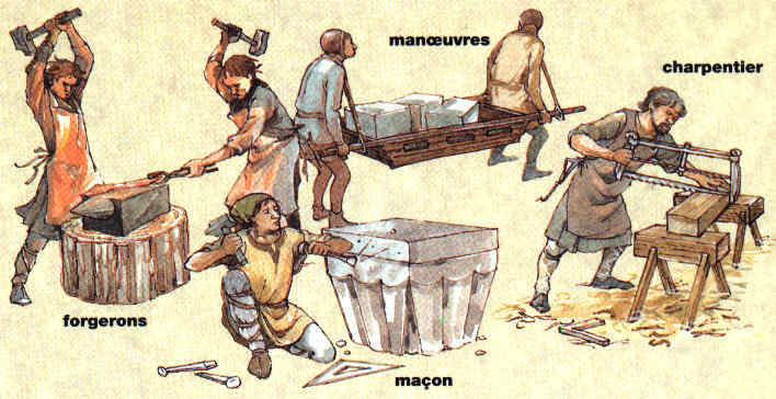 ouvriers-moyen-age