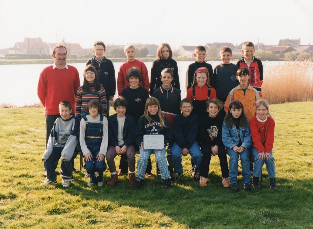 Année 97-98 CM-CM2